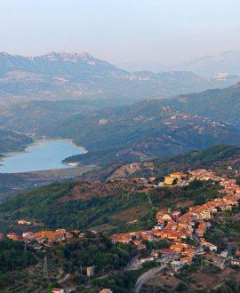 Valle dell'Alento e Monte Stella